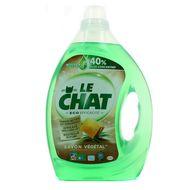 Le Chat - Lessive liquide écologique éco-efficacité 40 lavages