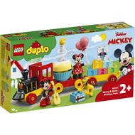 5702016911404 - LEGO® DUPLO® Mickey Mouse - 10941- Train anniversaire de Mickey et Minnie