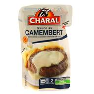 3181238941604 - Charal - Sauce au Camembert