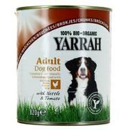 8714265071904 - Yarrah - Bouchées bio au poulet pour chien adulte