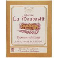 3437671012204 - Bordeaux - Château La Maubastit bio