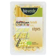 4000915102604 - BioVerde - Tortellini bio frais aux cèpes