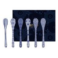 8719323533004 - Tokyo Design Studio - Coffret de 6 cuillères Nippon Blue