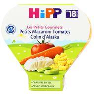 4062300163904 - Hipp - Petits Macaroni Tomates Colin d'Alaska, dès 18 mois