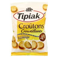 Tipiak - Croûtons croustillants goût fromage