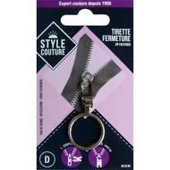 3040695825004 - Style couture - Tirette de fermeture éclair