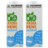 2050000306204 - The Bridge - Boisson à l'avoine bio