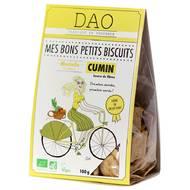 3497900007104 - DAO - Biscuits salés bio Cumin