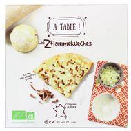 3760099537104 - A Table - 2 Flammekueche bio 2x260g