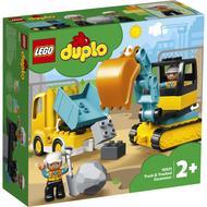 5702016618204 - LEGO® DUPLO® - 10931- Le camion et la pelleteuse