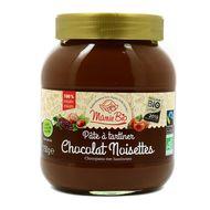 3700477609504 - Mamie Bio - Pâte à tartiner chocolat noisette bio