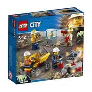5702016109504 - LEGO® City - 60184- L'équipe minière