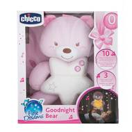 8058664079704 - Chicco - Veilleuse Petit Ourson rose