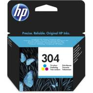 0889894860705 - Hewlett packard - Cartouche d'encre multipak couleurs 304