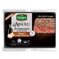 3039050351005 - Socopa - L'Absolu Fondants du Boucher oignons & vinaigre balsamique