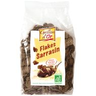 3421557111105 - Grillon Or - Flakes au sarrasin, bio