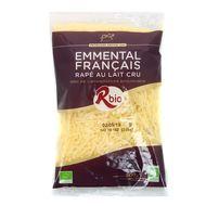 3335266102005 - R Bio - Emmental bio rapé au lait cru