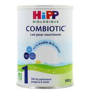4062300034105 - Hipp - Lait 1 Combiotic® pour nourrissons bio