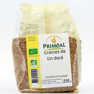 3380390224505 - Priméal - Graines de Lin Dorées, Bio