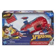 5010993675005 - Nerf - Lanceur de projectiles Spiderman Nerf Power Moves - Marvel