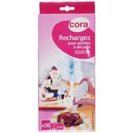 3257982135405 - Cora - Recharges pour poches à décorer