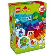 5702015866705 - LEGO® DUPLO® - 10854- Ensemble de 120 briques