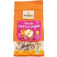 3380380037405 - Priméal - Muesli Quinoa-Fruits, Bio