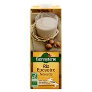 3396410048105 - Bonneterre - Boisson Riz épeautre Noisette bio