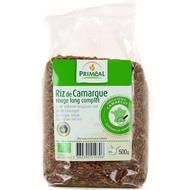 3380390010306 - Priméal - Riz Rougelong complet de Camargue, Bio