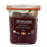 3760009640306 - Artisan Charcutier Montamat - Boudin noir de tête