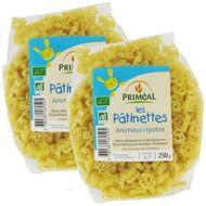 2050000272806 - Priméal - Les pâtinettes Animaux rigolos bio