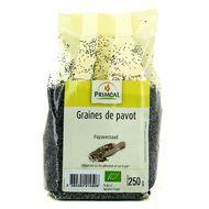 3380390214506 - Priméal - Graines de Pavot bio