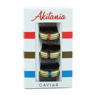 3558070094506 - Akitania - Coffret Caviar Les Crus