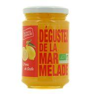 3760099535506 - Secrets d'énergie - Marmelade de citron Bio de Sicile