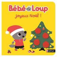 9782092565506 - Nathan - Bébé Loup- Joyeux Noël