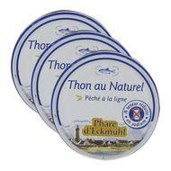 2050000306006 - Phare d'Eckmuhl - Thon au naturel pêché à la ligne