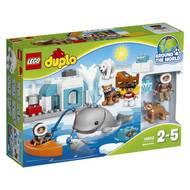 5702015597906 - LEGO® DUPLO® - 10803- Les animaux de l'arctique
