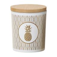3065876168206 - Devineau - Verre blanc or ananas Parfum Jungle