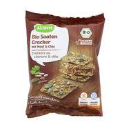 4260012979206 - Alnavit - Crackers au chanvre et chia bio
