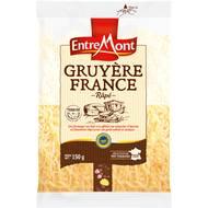 Entremont - Gruyère rapé  au lait cru
