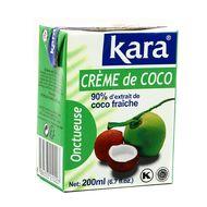Kara - Crème de coco