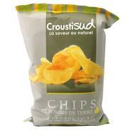 3770000910407 - Croustisud - Chips de pomme de terre Bio