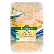 3396410230807 - Bonneterre - Terrine de saumon au fromage blanc bio