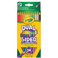 0071662661007 - Crayola - Crayons de couleur Dual Sided
