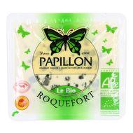 3177890001107 - Papillon - Roquefort bio au lait cru