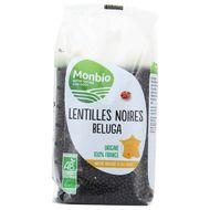 3322693001407 - Monbio - Lentilles noires bio Beluga