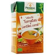 3380380072307 - Priméal - Velouté Tomates Lentilles corail Bio