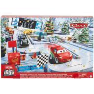 0887961885507 - Mattel - Calendrier de l'Avent mini vehicules Cars- Gpg11
