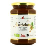 Rigoni di Asiago - Nocciolata, Pâte à tartiner bio au cacao et noisettes