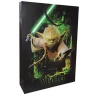 3701037600108 - Star Wars - Sac cadeau XL avec cordelettes